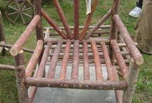 Stick furniture