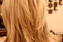 Hair, makeup, skincare