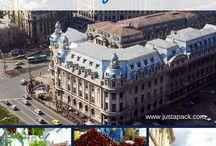 Ferie Bukarest