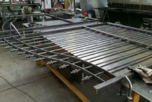 cancelli / cancelli in ferro steel gate