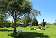 Jardins et beaux extérieurs / Jardins, terrasses, cadres agréables