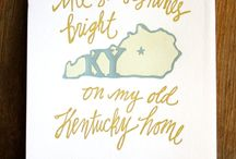 My Ole Kentucky Home / by Becky Jolly