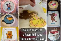 Bake - Fondant and decorating ideas / Ideas on fondant, decorating and other things cake related