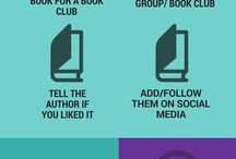 #booklove graphics / Board where I share the graphics I've created to help spread the #booklove! :)