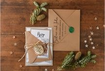 Wedding - Stationary & accesories / Ideas and inspiration for all the minor details
