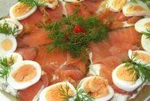 Lachs recept