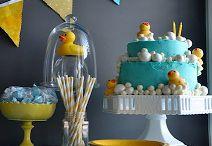 baby shower ideas / by Angie Allen
