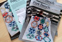 Park Bench - Block of the Month Quilt