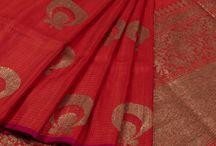 Banarasi Dupion Silk Saris