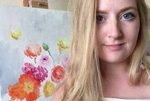 Katie Jobling Artwork / Original artwork by British Artist Katie Jobling