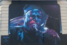 Murales en Buenos Aires - ARG