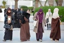 jilbab syar'i cantik