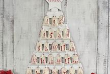 advent calendars / creating a simpler, healthier holiday season for busy families