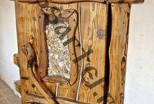 Artizanii lemnului