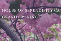House of Serendipity CA - Store News