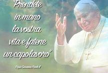 Papa Francesco...