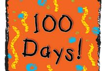 100th Day of School Resources / by Erica Shepherd