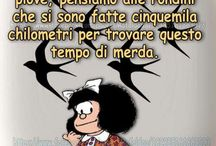 mafalda / in italiano