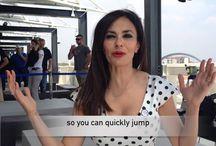 #Expo2015 | Expo Faces / Perché venire ad Expo2015? L'abbiamo chiesto ai nostri Ambassador e ad alcuni volti famosi incontrati lungo il Sito Espositivo. | Why should you visit Expo2015? We asked our Ambassador and some celebrities spotted along the Exhibition Site.