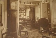 Victorian Homes and Interiors