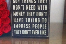 Personal Finance and Quotes