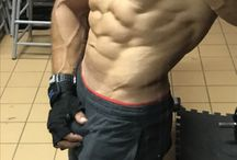 Mens physique  fitness