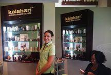 Featured Kalahari Salons / Fantastic salons that stock Kalahari products