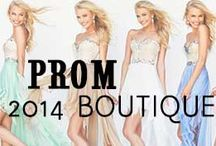 Prom 2014 Boutique / Shop the hottest PROM 2014 Dresses and Trends Today: http://www.missesdressy.com/boutique/prom