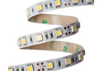 Las tiras de LED