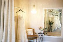 bridal boutique decor