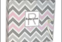 Baby Books / Baby Memory Books / by Ruby Love Los Angeles