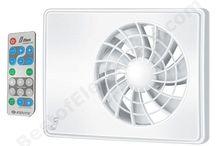 Ventilation Fan for Intellectual Era