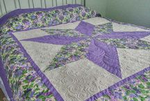 Light Custom Quilting - 3¢ and up / Examples of long arm quilting offered by Petit Design Co. http://petitdesignco-longarm.blogspot.com/