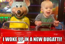 Chuck E.'s Cheesiest Memes / by Chuck E. Cheese