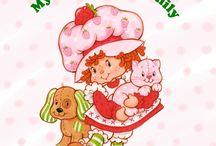 Strawberry  Shortcake ❤️