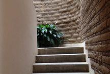 Muros de adobe