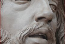 escultura en madera Cristos nazarenos.
