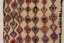 berber rugs , moroccan rugs , tunisian rugs , ... / rugs - north Afrika