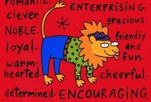 Leo ...Zodiac & more