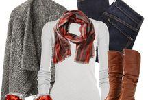 Cute clothes and pretty accessories