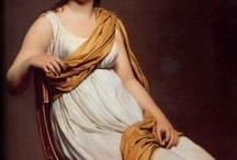 Neoclassicism (fashion history 13/14)