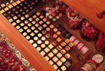 Makeup organization / by Aubrey Heath