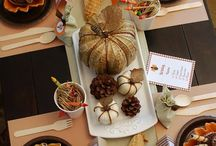 Thanksgiving at Home / by Woodhouse Timber Frame