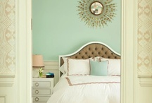 bedroom decor for brooke and kennedy / by Hollie Speasl Pickert