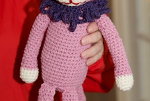 crochet for crying out loud....hee...hee...hee / by LALLY KNITS