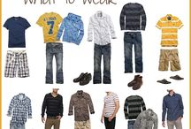 What To Wear Guide - Senior Guys