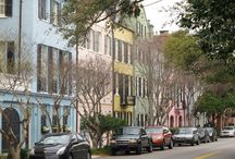 """Visit Charleston, SC / Charleston, SC was voted """"Top Destination in the World"""" and """"Top City in the U.S."""" by Condé Nast Traveler! When are you visiting? / by Drayton Hall"""