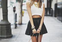 dress to impress / A+ for fashion