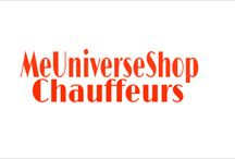 Chauffeurs / A person employed to drive a private passenger motor vehicle- MeUniverseShop