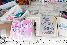 bible {journaling}